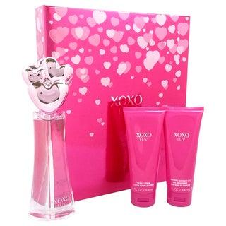 XOXO Luv Women's 3-piece Fragrance Set