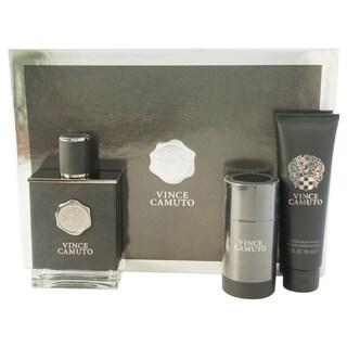 Vince Camuto Men's 3-piece Fragrance Set