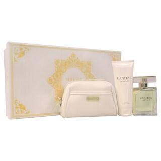 Versace Vanitas Versace Women's 3-piece Gift Set