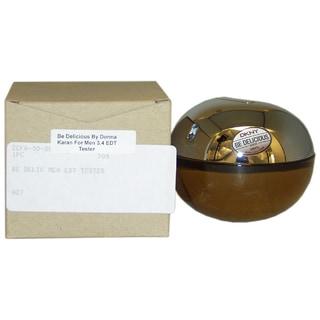 Donna Karan Be Delicious Men's 3.4-ounce Eau de Toilette Spray (Tester)