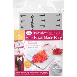 Bowdabra Hair Bow Tool For Mini Bowdabra