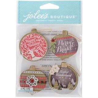 Jolee's Boutique Dimensional Stickers-Ornaments