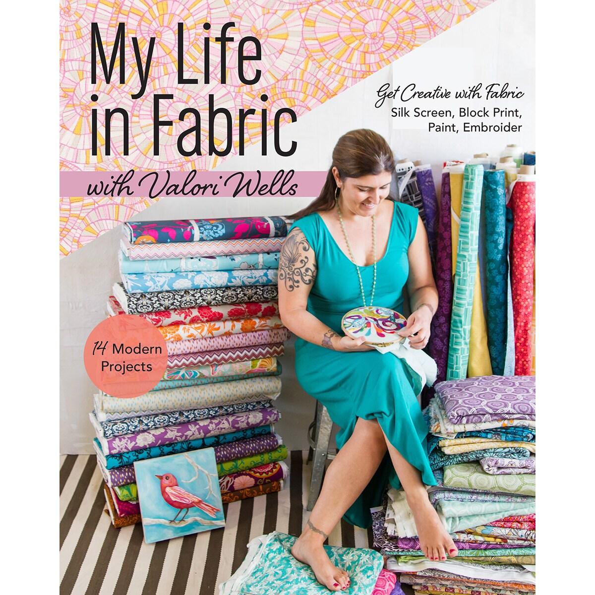 C & T PUBLISHING Stash Books-My Life In Fabric (My Life I...