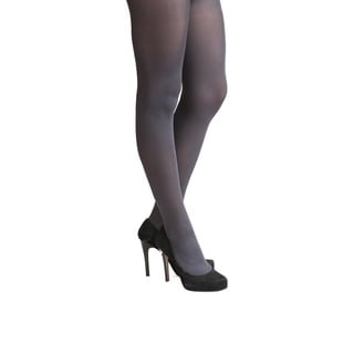 Coquettes Silky Opaque Total Control Top Fumo Tights (Pack of 6)