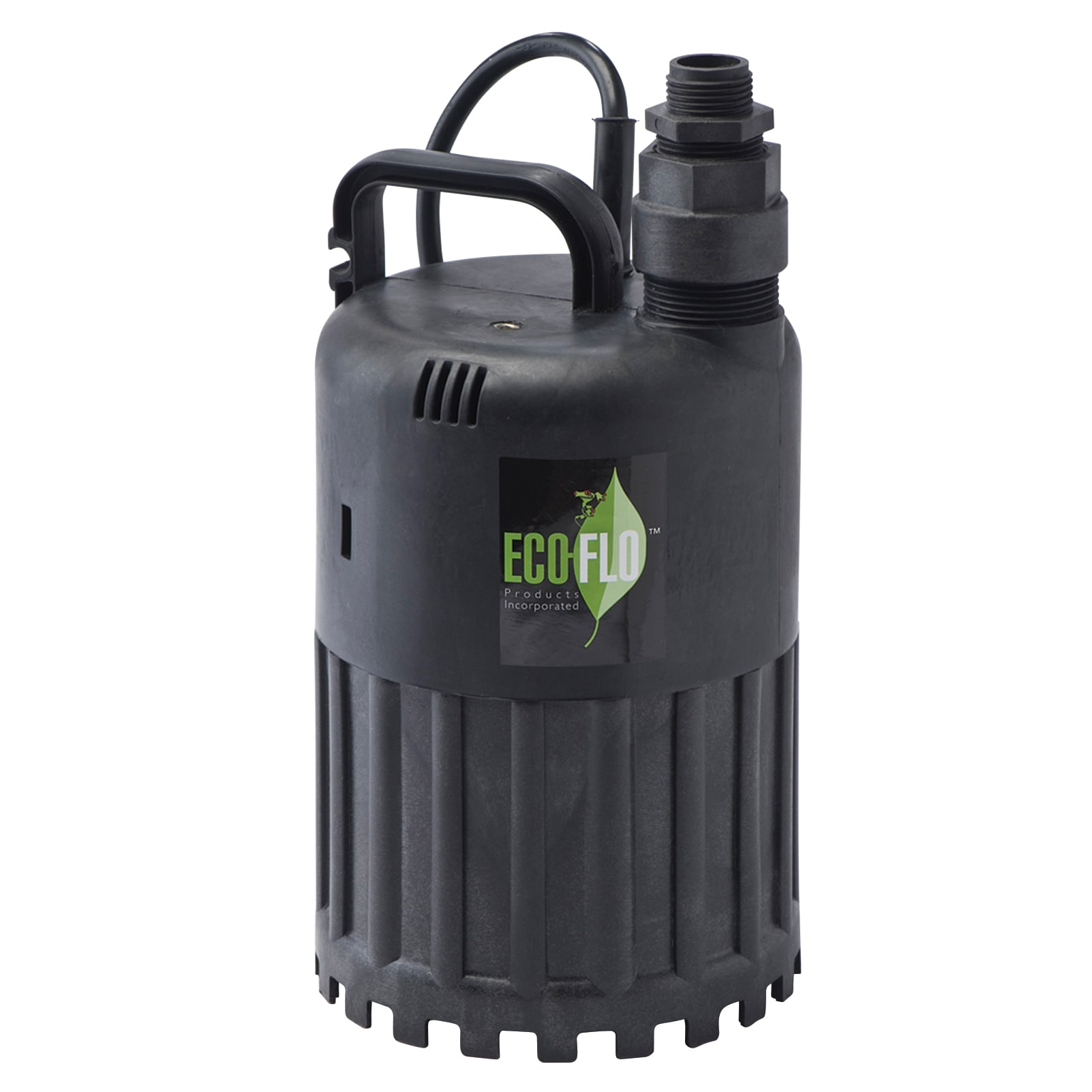 ECO-FLO Products SUP80 0.5 HP Automatic Thermoplastic Sub...