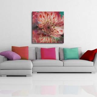 Ready2HangArt 'Painted Petals XXIX' Canvas Wall Art