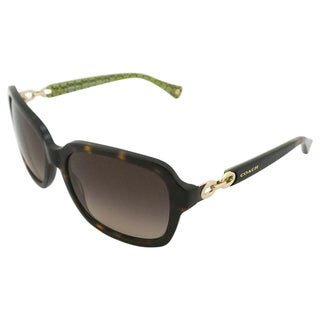 Coach Women's 'Ashley HC8104 523213' Sunglasses