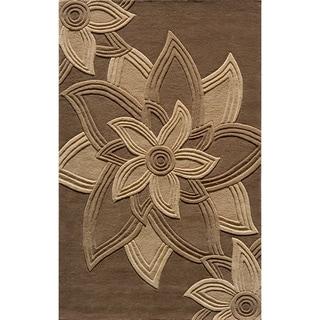 """Momeni Delhi Hand-Tufted Wool Runner Rug - 2'3"""" x 8' Runner"""