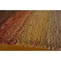 "Momeni Desert Gabbeh  Hand-Knotted Wool Rug (9'6 X 13'6) - 9'6"" x 13'6"""