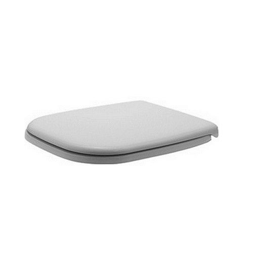 Duravit Seat and Cover, D-Code White