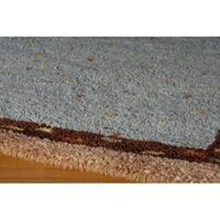 "Momeni Desert Gabbeh  Hand-Knotted Wool Rug (5'3 X 8') - 5'3"" x 8'"
