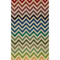 Momeni Delhi Hand-Tufted Wool Rug - Multi - 8' x 10'