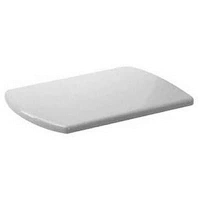 Stupendous Duravit Caro White Hinged Toilet Seat Cover Machost Co Dining Chair Design Ideas Machostcouk