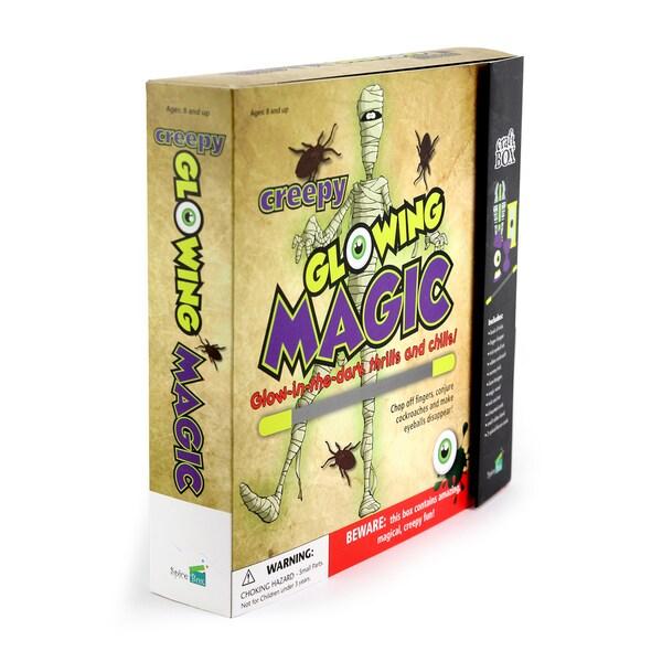 Creepy Glowing Magic Kit