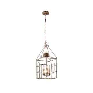Troy Lighting Jasper 3-light Pendant Small
