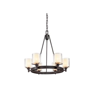 Troy Lighting Arcadia 6-light Chandelier