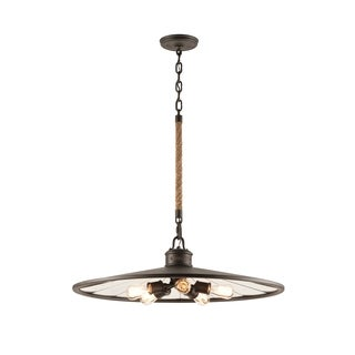 Troy Lighting Brooklyn 5-light Pendant