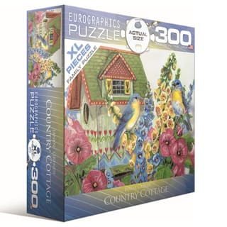 Janene Grendy Country Cottage 300-piece Puzzle|https://ak1.ostkcdn.com/images/products/9658173/P16840365.jpg?impolicy=medium