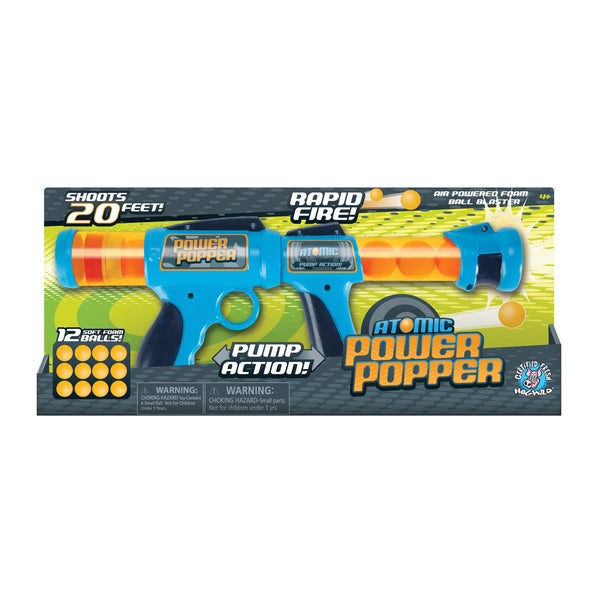 Atomic Power Popper Soft Ball Gun