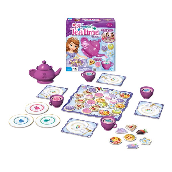 Disney Sofia the First Magical Tea Time Game