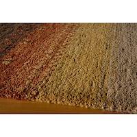 "Momeni Desert Gabbeh Hand-Knotted Wool Rug - Multi - 3'9"" x 5'9"""