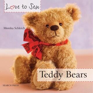 Search Press Books-Love To Sew Teddy Bears
