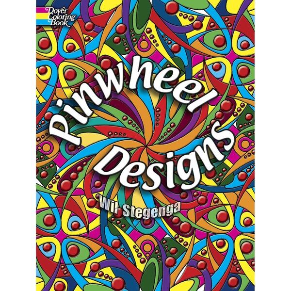 Dover Publications-Pinwheel Designs