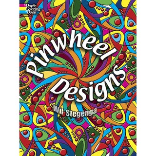 Dover Publications-Pinwheel Designs
