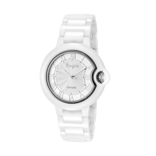 Rougois Women's Cloud Series Silver Stratus Small Face Watch
