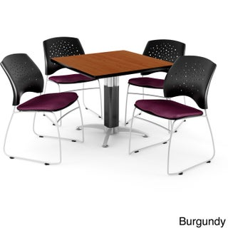 OFM Square Table with 4 Chairs (More options available)