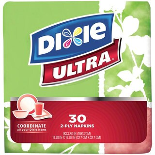 Dixie Ultra 30-count 2-ply Napkins (Pack of 2)