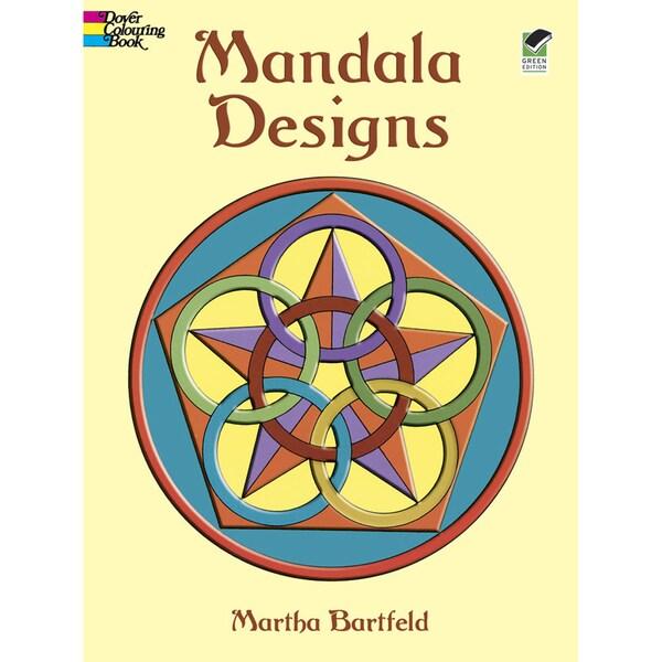 Dover Publications-Mandala Designs