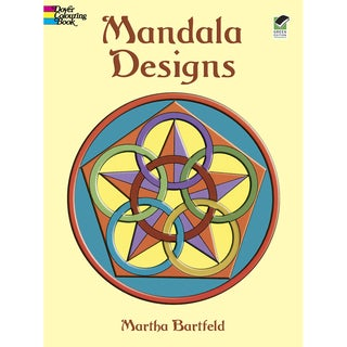 Dover Publications-Mandala Designs