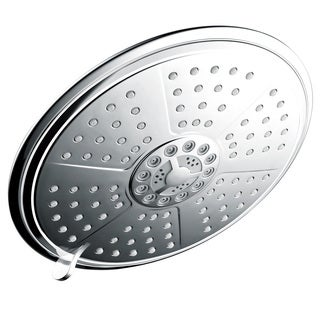 HotelSpa Resort Collection Ultra-Luxury 5-setting 7-inch Rainfall Showerhead