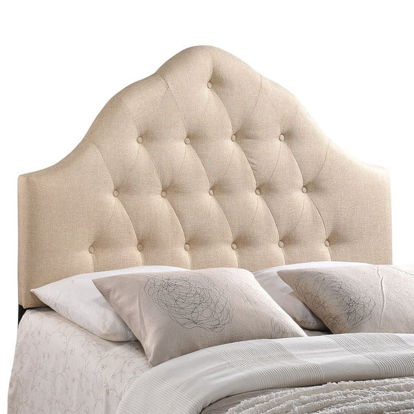 Image Result For Sovereign King Fabric Headboard Ivory