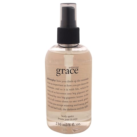 Philosophy Amazing Grace 8-ounce Body Spritz
