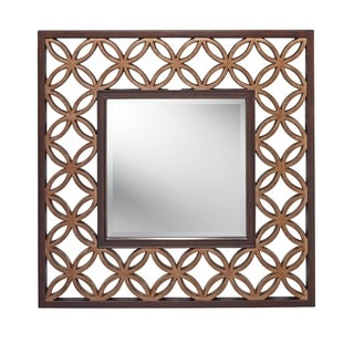 Heritage Bronze/ Parisienne Gold Mirror