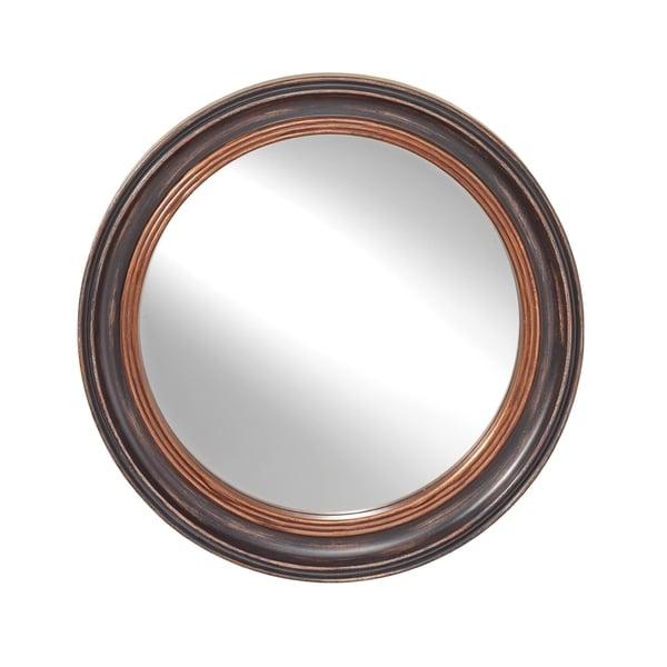 Distressed Black Mirror - 16840904 - Overstock.com Shopping ...