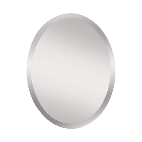 Oval Mirror - Glass/Clear - A/N