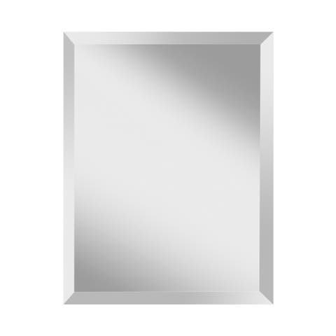 Rectangle Mirror - Glass/Clear - A/N