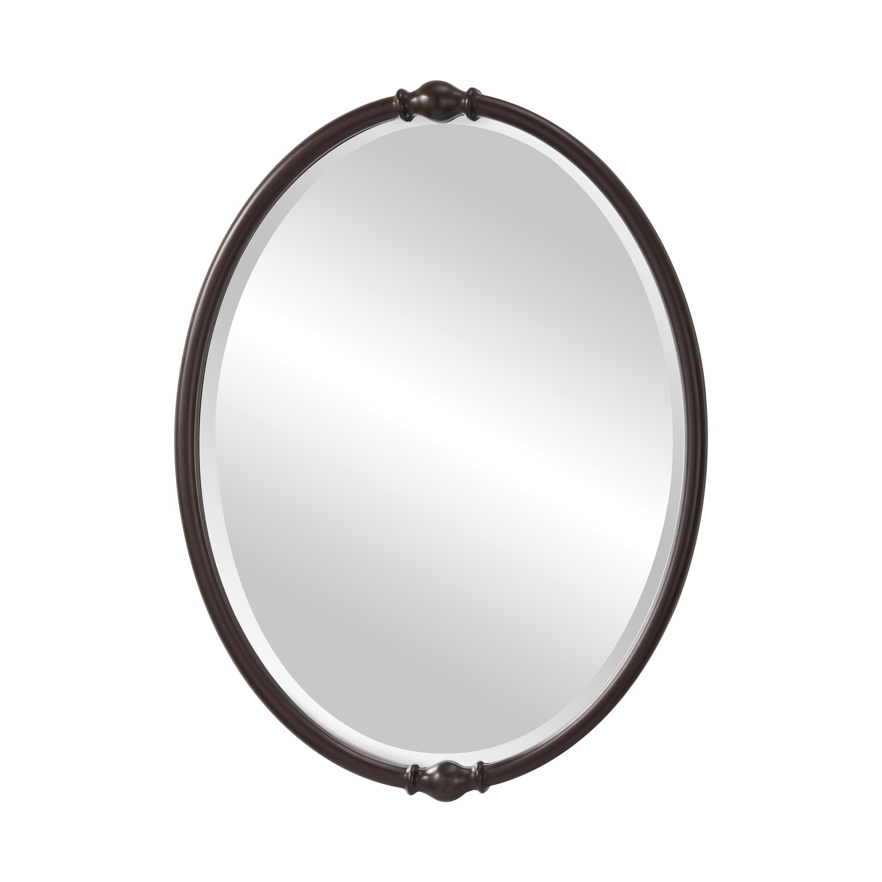 Oil Rubbed Bronze Mirror Gl Clear