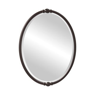 Oil Rubbed Bronze Mirror - Glass/Clear - A/N