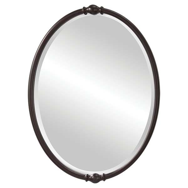 Murray Feiss Zara: Shop Oil Rubbed Bronze Mirror