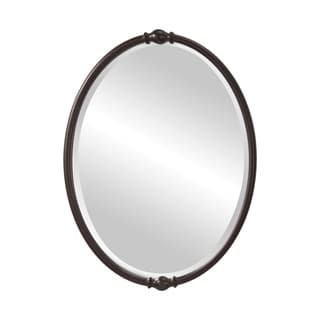"Oil Rubbed Bronze Mirror 24""W x 32.88""H"