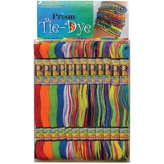 Prism Six-Strand Floss Pack 8 Meters 36/Pkg-Tie-Dye
