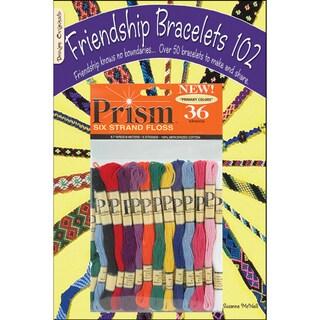 Friendship Bracelets 102 & Prism Floss Pack