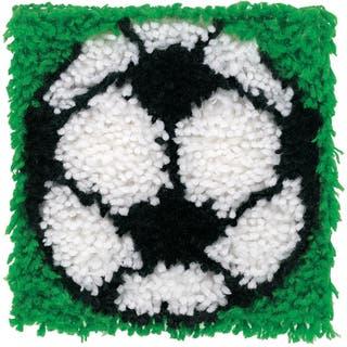"Wonderart Latch Hook Kit 8""X8""-Soccer https://ak1.ostkcdn.com/images/products/9659059/P16841106.jpg?impolicy=medium"