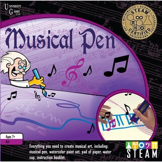 STEAM Science Kit-Draw Anything Art