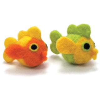Feltworks Ball Fish Learn Needle Felting Kit