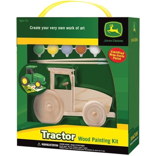 John Deere Wood Paint Kit-Tractor
